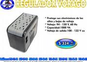 Regulador vorago vr-100