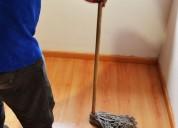servicio de limpieza fina