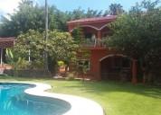 Hermosa casa tipo hacienda