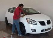 Pulimos su auto a domicilio