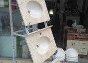 !! el mes de las cubiertas en marmol con ovalin !!