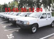 Nissan doble cabina pick up 2015