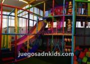 Venta diseño y fabricación de juegos estilo laberintos playground