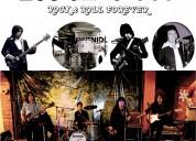 Banda grupo de rock ingles español 60´s 70´s  fiestas y eventos