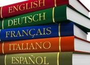 InglÉs, francÉs e idiomas importantes