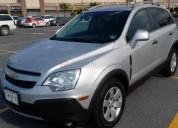 Chevrolet captiva 2012 26000 kms