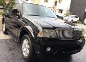 Lincoln aviator 2005 86900 kms