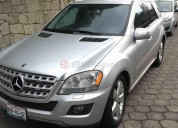 Mercedes benz ml 500 2009 126000 kms