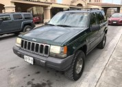Jeep grand cherokee 1998 111111 kms
