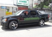 Chevrolet avalanche 2008 100000 kms