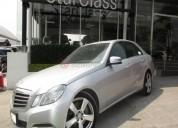 Mercedes benz clase e 2013 17608 kms