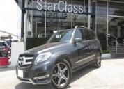 Mercedes benz clase glk 2013 63401 kms