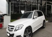 Mercedes benz clase glk 2015 35253 kms