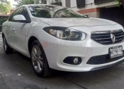 Renault fluence 2014 85500 kms