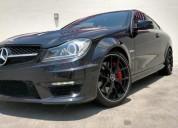 Mercedes benz c63 amg 2014 30410 kms