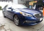 Hyundai sonata  limited 2015 21200 kms