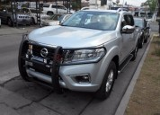 Nissan frontier 2017 5000 kms