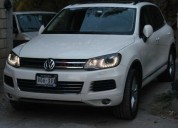 Volkswagen touareg 2011 78000 kms