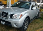 Nissan frontier 2015 44000 kms