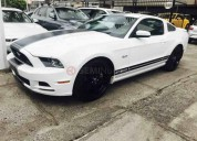 Ford mustang gt premium 2014 25000 kms