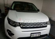 Land rover discovery sport hse 2016 7705 kms