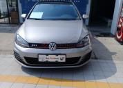 Volkswagen golf gti a7 2017 31856 kms