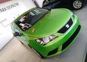 Seat ibiza reference 2017 en gustavo a. madero