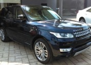 Land rover range rover 2014 31642 kms