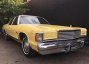 Chrysler royal monaco 1975 en queretaro