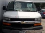 Chevrolet express passenger van 2010 93166 kms