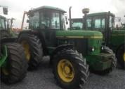 tractor agricola john deere 3050 y otros