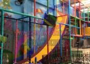 Resbaladillas gigantes para juegos infantiles playground