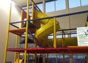 Juegos tubulares modulares para salones de fiestas nos adaptamos a su presupuesto los mejores juegos