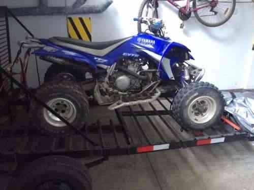 Cuatrimotos Yamaha Raptor 2008