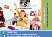 Clases de regularización, examen de admisión, finales y extras