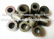 Se compra scrap de carburo de tungsteno