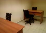 Rento oficina 14 m2  con ventana en roma norte