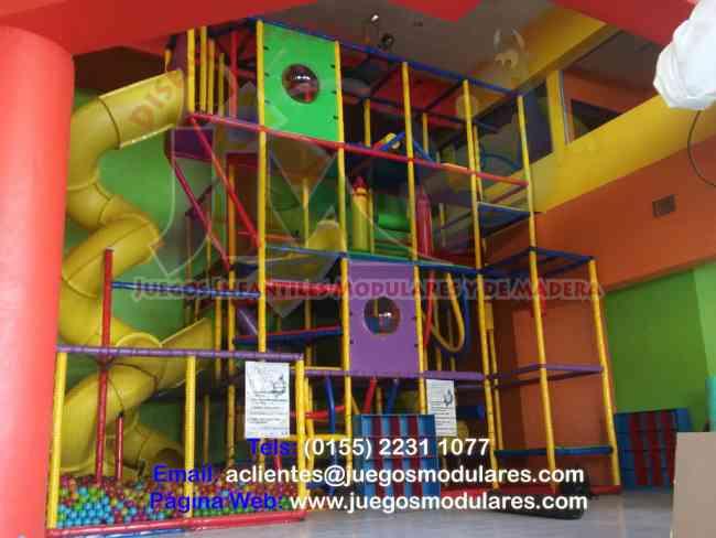Venta de Juegos Infantiles para todo tipo de áreas recreativas, Salones de Fiestas, Restaurantes,