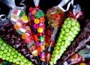 Empaque bolsas de dulces desde su casa. pago semanal por producciÓn.