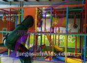 Fabricante de juegos infantiles para salones de fiestas en mexico