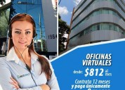 Oficinas virtuales-domicilio fiscal en gdl,zapopan,tlaquepaque