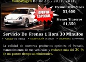 Frenos ofertas especiales en lineas performance