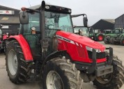 Tractor agricola massey ferguson 5455