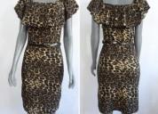 Nuevos y modernos vestidos de dama