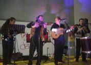 Grupo de mÚsica latinoamericana para fiestas