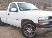 Chevrolet silverado 2002 244100 kms