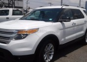 Ford explorer xlt 2014 63500 kms