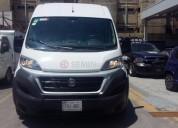 Fiat ducato cargo van 2017 5460 kms