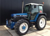 Tractor agricola ford 6640
