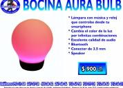 Bocina aura bulb